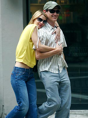hanging out photo | Billy Crudup, Claire Danes