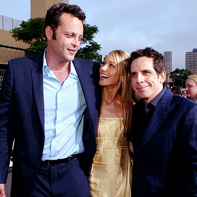 FUNNY GUYS  photo | Ben Stiller, Christine Taylor, Vince Vaughn