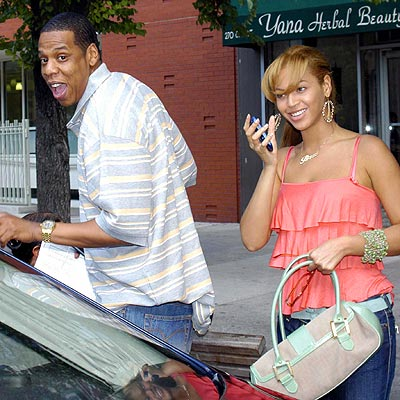LUNCH DATE photo | Beyonce Knowles, Jay-Z