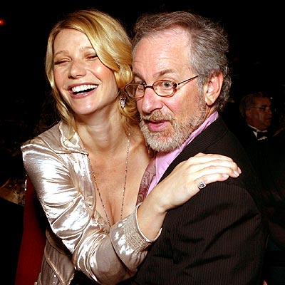 HOLLYWOOD HONORS  photo | Gwyneth Paltrow, Steven Spielberg