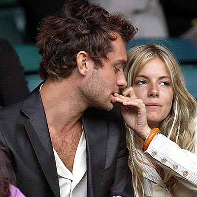 LOVE BITES photo | Jude Law, Sienna Miller
