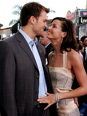 WHAT A SPORT  photo | Bridget Moynahan, Tom Brady