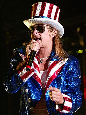 ROCKIN' IN RED, WHITE & BLUE  photo | Kid Rock
