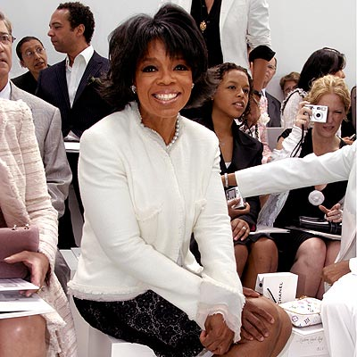 TRES CHIC  photo | Oprah Winfrey