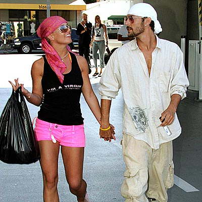 Ahoy, mates! photo | Britney Spears, Kevin Federline
