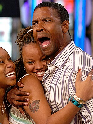 FAN-DEMONIUM photo | Denzel Washington