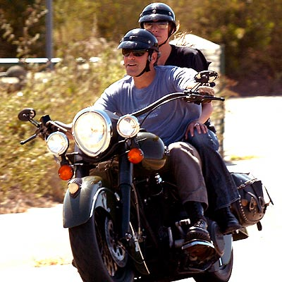 EASY RIDERS photo | George Clooney