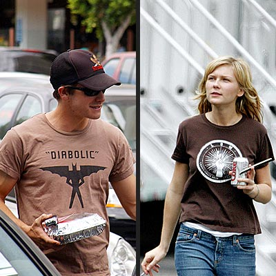 MOVING ON photo | Jake Gyllenhaal, Kirsten Dunst