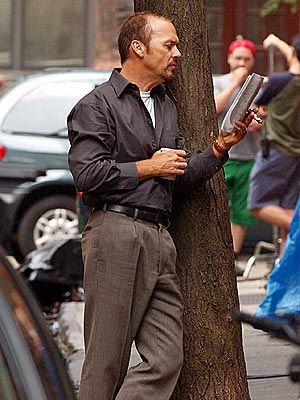 TREE TIME photo | Michael Keaton