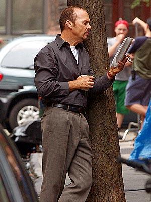 TREE TIME photo | Michael Keaton
