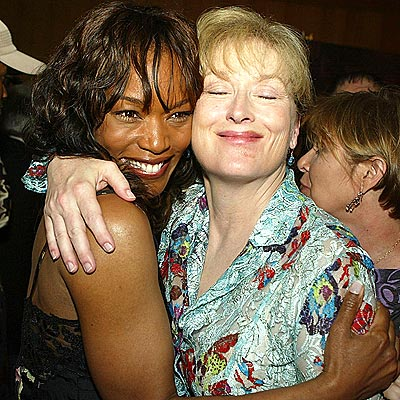 LEADING LADIES  photo | Angela Bassett, Meryl Streep