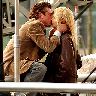 LIP LOCKED photo | Nicole Kidman, Sean Penn