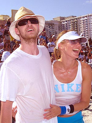 NO SWEAT photo | Cameron Diaz, Justin Timberlake