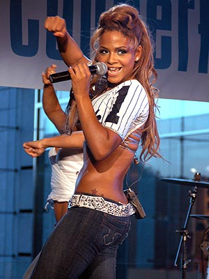 SPORTY SPICE  photo | Christina Milian