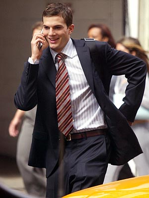 BUSINESS MODE photo | Ashton Kutcher