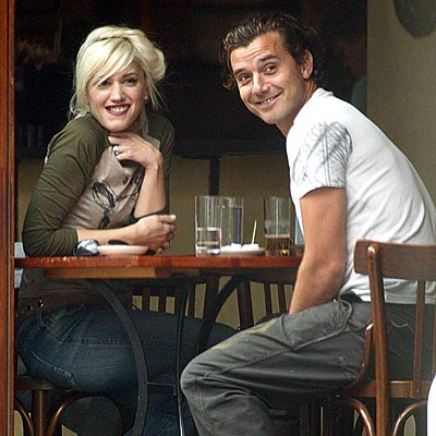 ALE BREAK  photo | Gavin Rossdale, Gwen Stefani