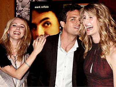 WISE GUYS photo | Laura Dern, Mark Ruffalo, Naomi Watts