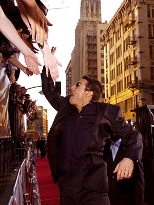 REACHING TOM  photo | Tom Cruise