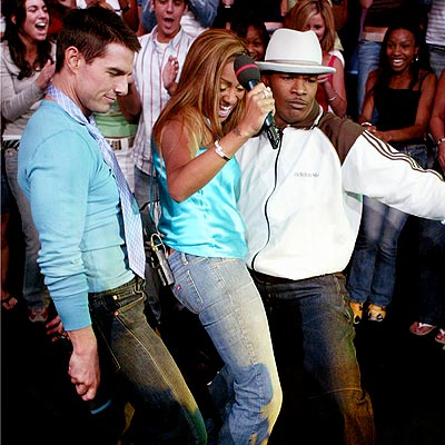DANCE FEVER photo | Jamie Foxx, Tom Cruise