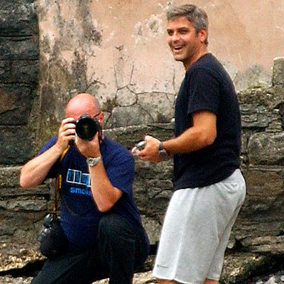 CIAO, GIORGIO! photo | George Clooney