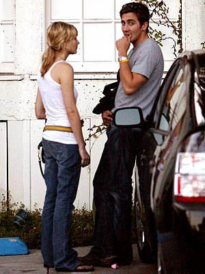 THE EX FACTOR photo | Jake Gyllenhaal, Kirsten Dunst