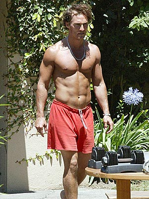 BODY BEAUTIFUL  photo | Matthew McConaughey