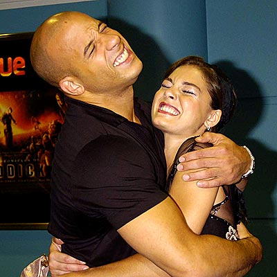 HURTS SO GOOD photo | Alexa Davalos, Vin Diesel
