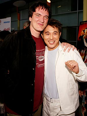 HERO-IC MEASURES photo | Jet Li, Quentin Tarantino