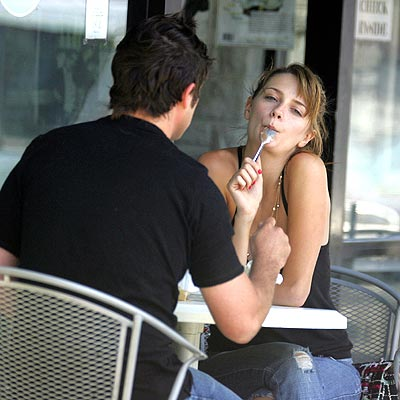 DOUBLE SCOOP photo | Mischa Barton