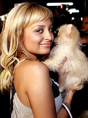PUPPY LOVE photo | Nicole Richie