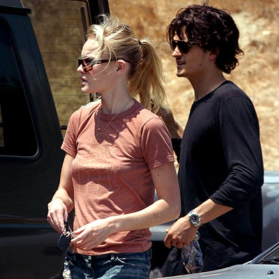 BACK TOGETHER photo | Kate Bosworth, Orlando Bloom