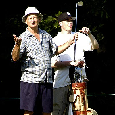 FORE SCORE photo | Bill Murray