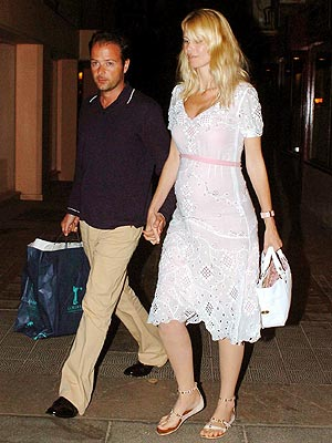 PEAS IN A POD photo | Claudia Schiffer, Matthew Vaughn