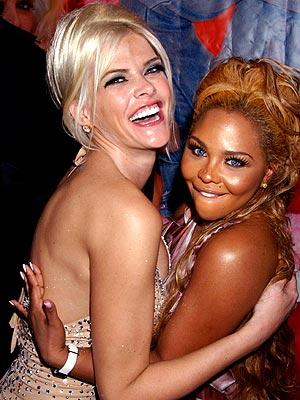 WILD GIRLS photo | Anna Nicole Smith, Lil' Kim