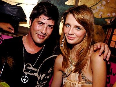 COUTURE COUPLE photo | Brandon Davis, Mischa Barton