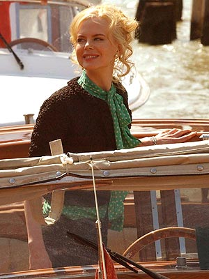 VENETIAN BLONDE photo | Nicole Kidman