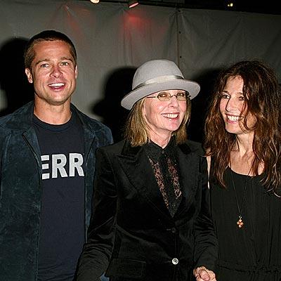 PRETTY POLITICAL photo | Brad Pitt, Catherine Keener, Diane Keaton