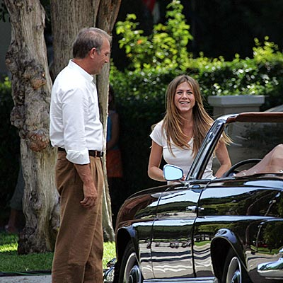 PARKING BREAK photo | Jennifer Aniston, Kevin Costner