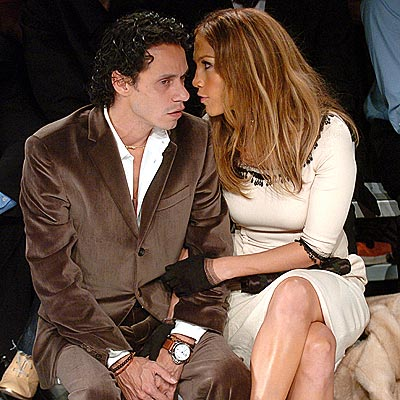 INTIMATE APPAREL photo | Jennifer Lopez, Marc Anthony