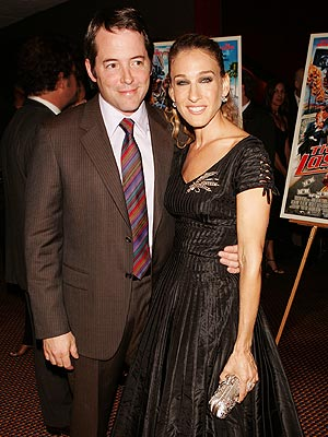 TAKING A SHOT photo | Matthew Broderick, Sarah Jessica Parker