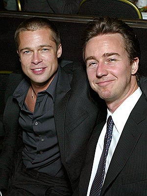 BOYS CLUB  photo | Brad Pitt, Edward Norton