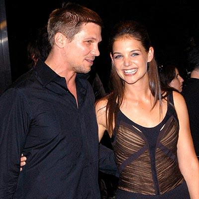 HOLMES GIRL  photo | Katie Holmes, Marc Blucas