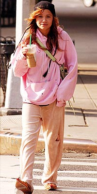 SCHOOL BUZZ photo | Mary-Kate Olsen