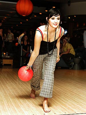 BOWLED OVER photo | Ashlee Simpson