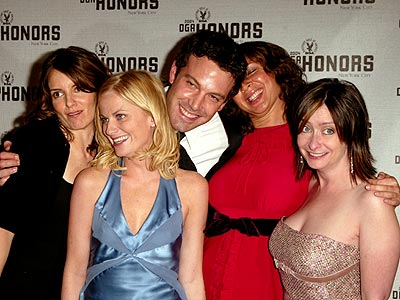 SATURDAY NIGHT LOVE  photo | Amy Poehler, Ben Affleck, Maya Rudolph, Rachel Dratch, Tina Fey