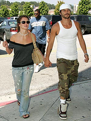 THE FEDERLINES photo | Britney Spears, Kevin Federline