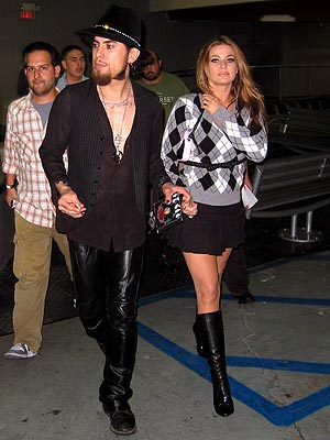 CLUB KIDS photo | Carmen Electra, Dave Navarro