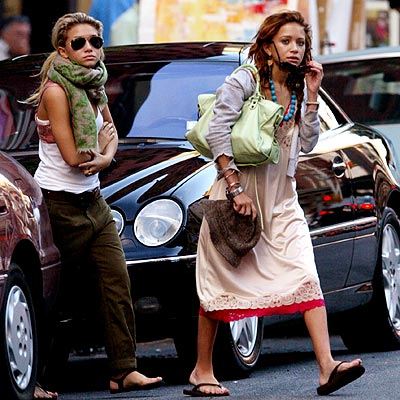 LUNCH LADIES photo | Ashley Olsen, Mary-Kate Olsen