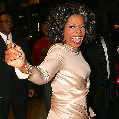 WRAP STAR photo | Oprah Winfrey