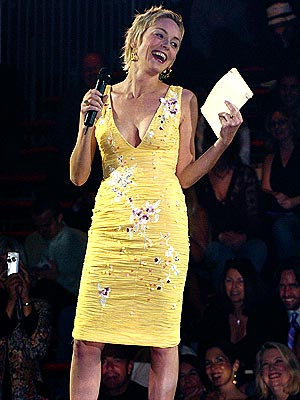 BLAST AUCTION HERO photo | Sharon Stone